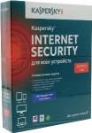 Kaspersky Internet Security (на 5 устр)